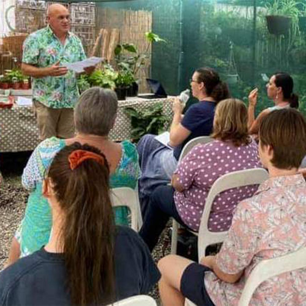Garden Workshops at Samford Valley Garden Centre
